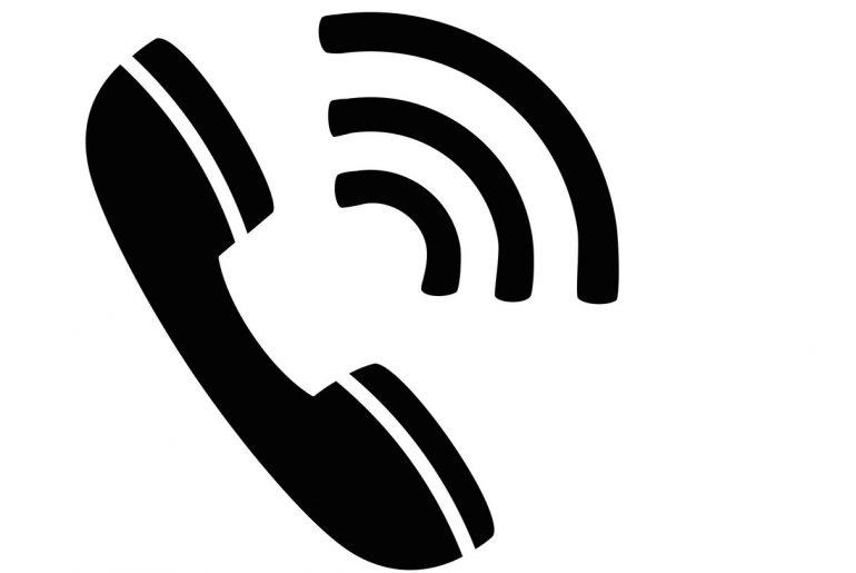 Relatórios de chamadas